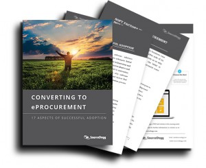 Converting to eprocurement