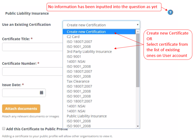 S Certificates Question Sourcedogg